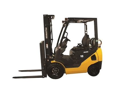 example of a forklift