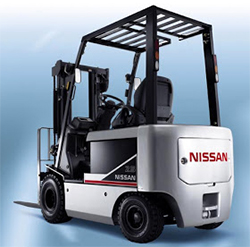 About Nissan Forklifts
