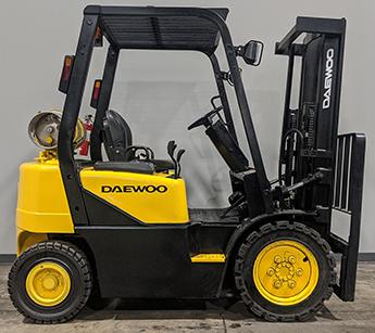 Daewoo G20E Forklift