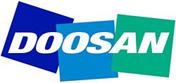 Doosan brand logo