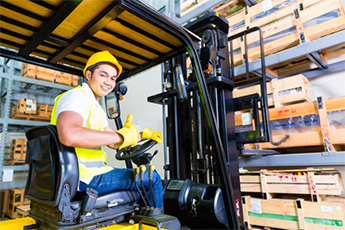 Age to operate A Forklift