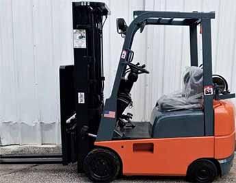 All World Lift Truck Co.