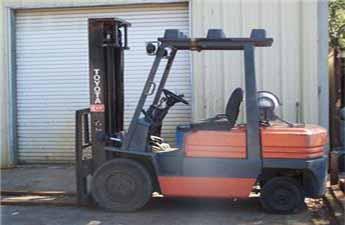 Bay City Forklift Inc.