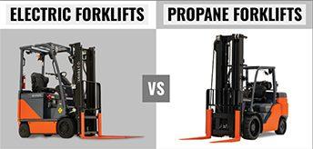 Electric Vs Propane Forklift