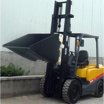 Forklift Bucket Attachments