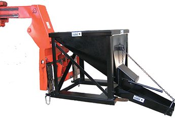 Forklift Cement Hoppers