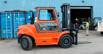 ForkliftCab