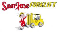 San JoseForklift logo