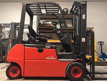 Spokane Forklift & Construction Equipment