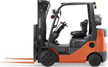 Toyato Forklift